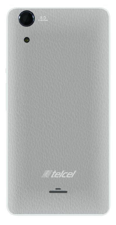 Lanix Ilium LT500 vista posterior