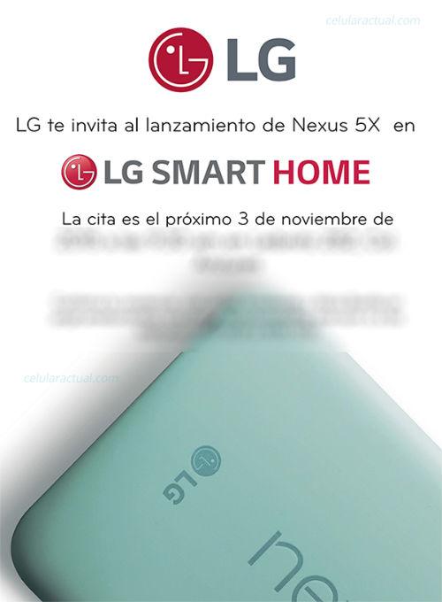 LG Nexus 5X en México