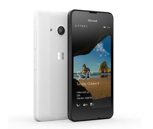 Microsoft Lumia 550 pantalla