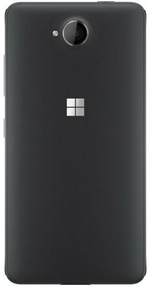 Microsoft Lumia 650 vista posterior