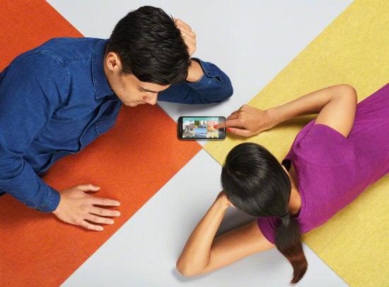 Motorola con Android Marshmallow