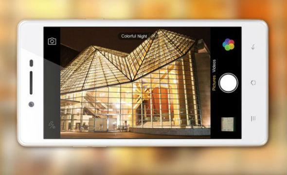 Oppo Neo 7 pantalla