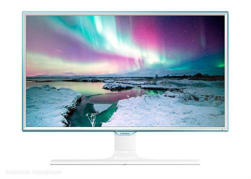 Samsung monitor carga inalámbrica