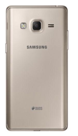 Samsung Z3 vista posterior