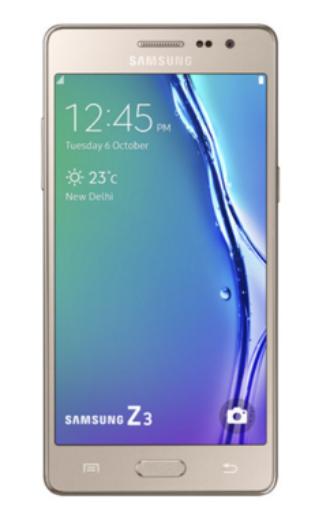 Samsung Tizen Z3 es oficial, un smartphone accesible con buenas especificaciones