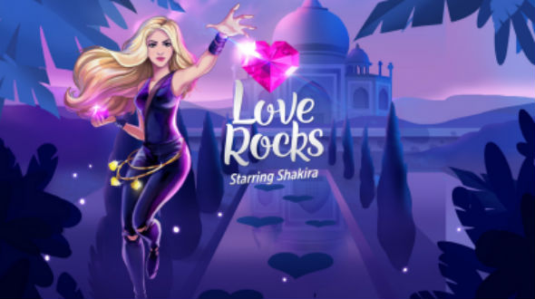 Shakira Love Rocks