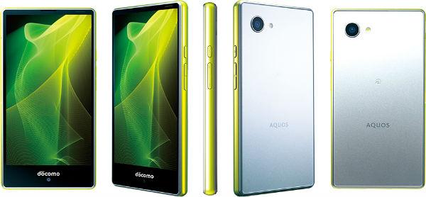 Sharp Aquos Compact es un smartphone con pantalla Full HD y Snapdragon 808