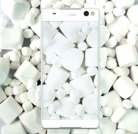 Sony a Android Marshmallow