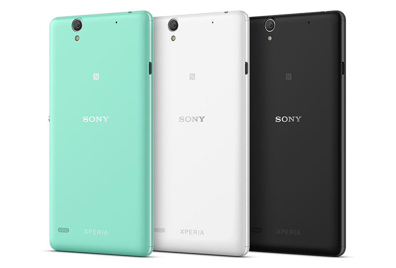 Sony Xperia C4 Dual SIM en México colores