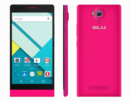 Blu Life 8XL color rosa