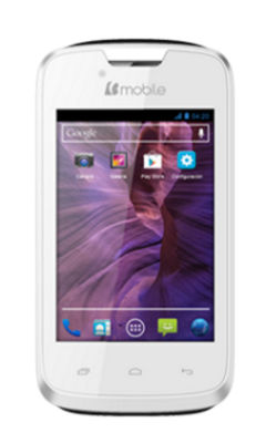 Bmobile AX600 color blanco