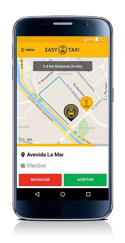 Easy Taxi App México