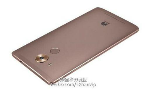 Huawei Mate 8 vista posterior