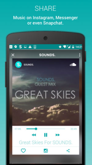 Instagram Sounds