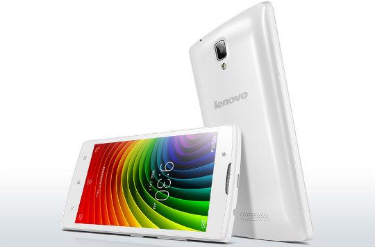 Lenovo A2010 blanco