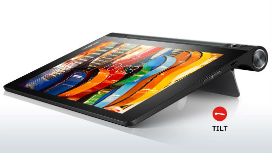 Lenovo Yoga Tab 3 8 pantalla
