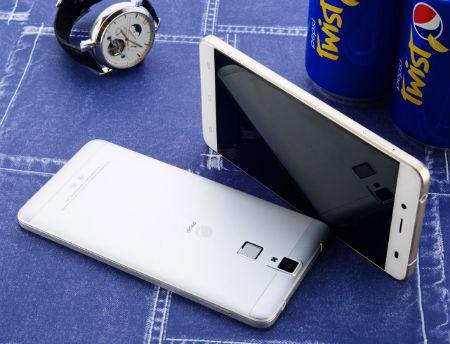 Pepsi Phone P1s diseño