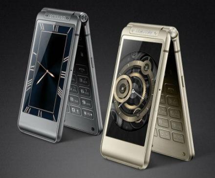 Samsung Clamshell W2016