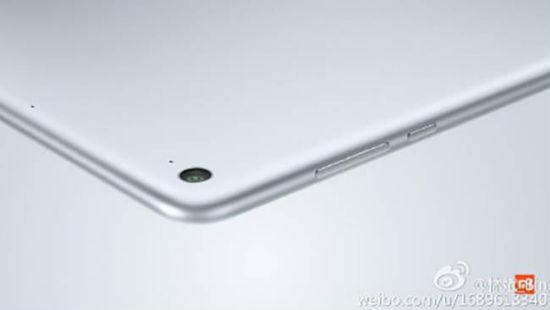 Xiaomi Mi Pad 2 cámara