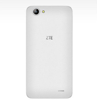 ZTE Blade A475 vista posterior
