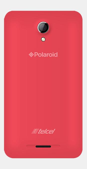Polaroid Turbo 350 color coral posterior