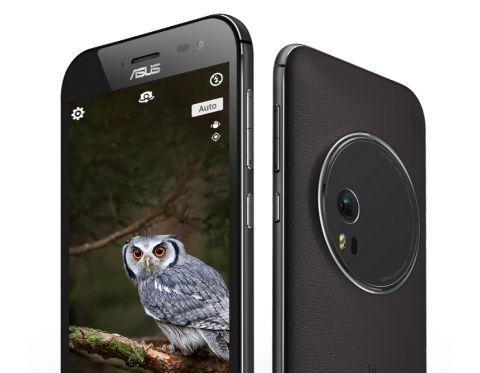 Asus ZenFone Zoom diseño