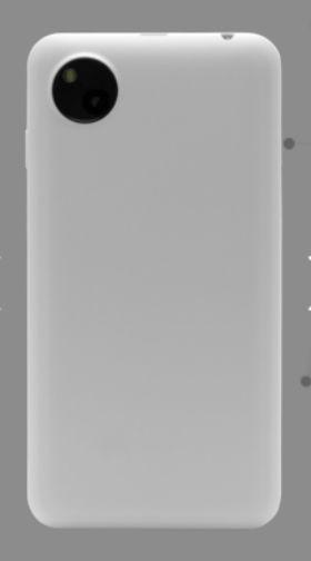 Lanix Ilium X200 vista posterior