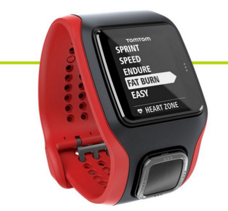 TomTom wearables