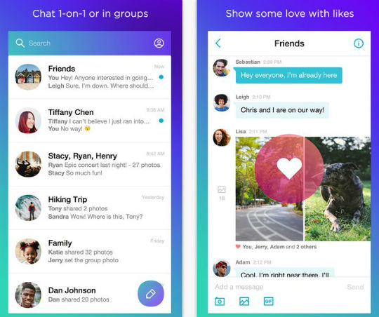 Yahoo Messenger se renueva y está disponible como App para iOS y Android