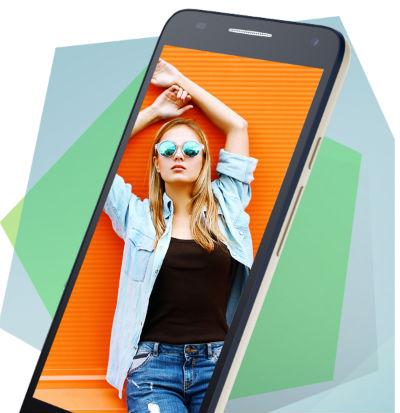 Alcatel Pop 3 5.5 pantalla