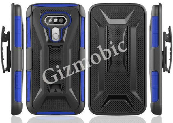 LG G5 carcasa