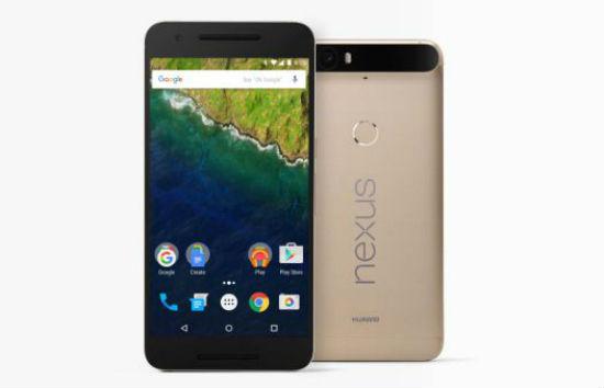 Nexus 6P Matte Gold