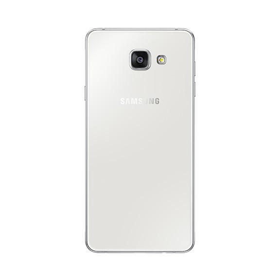 Samsung Galaxy A7 vista posterior