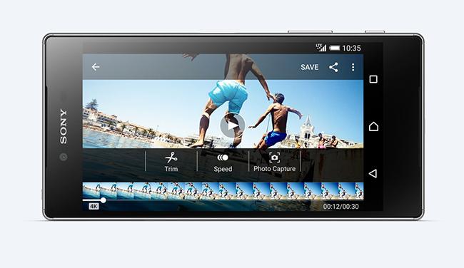 Sony Xperia Z5 Premium pantalla 4K