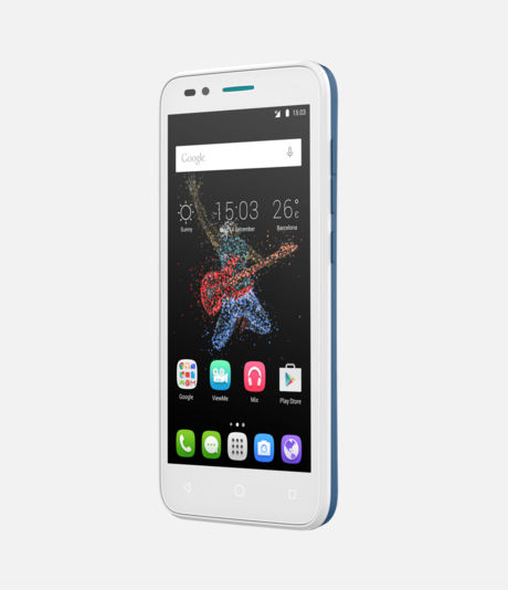Alcatel Go Play pantalla