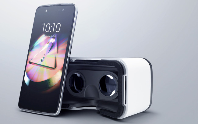 Alcatel Idol 4 y Idol 4s gafas VR