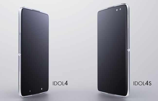 Alcatel Idol 4 y Idol 4s