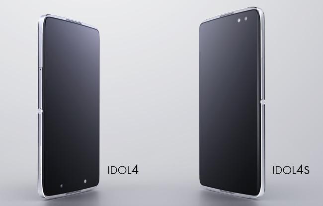 Alcatel Idol 4 y Idol 4s