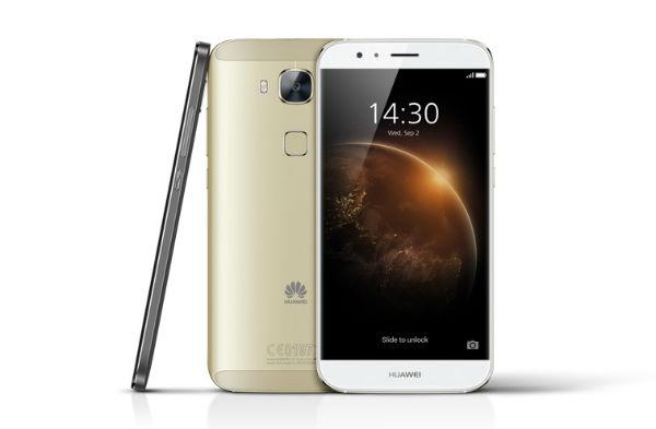 Huawei GX8 diseño