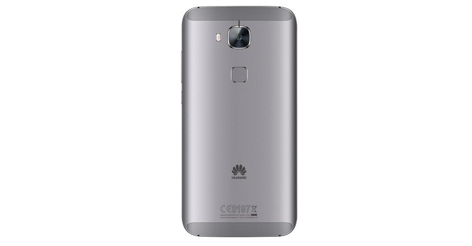 Huawei GX8 vista posterior