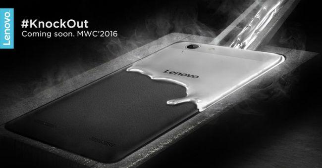 Lenovo smartphone en MWC 2016