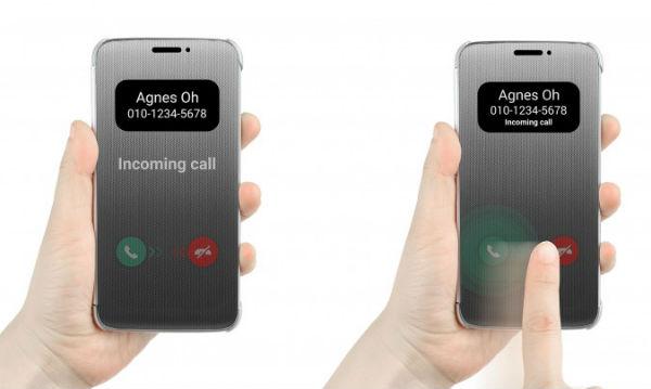 LG G5 funda Quick Cover