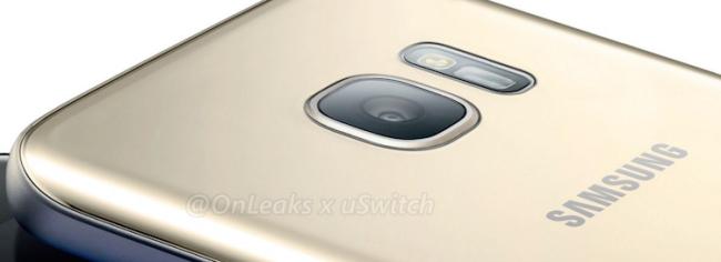 Samsung Galaxy S7 cámara