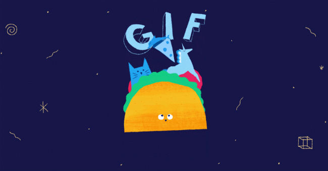 Twitter botón GIF
