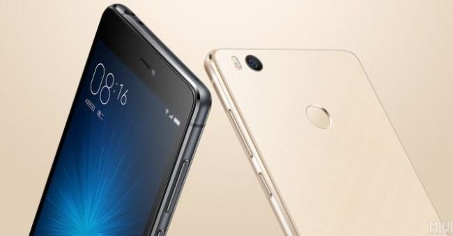 Xiaomi Mi 4S diseño