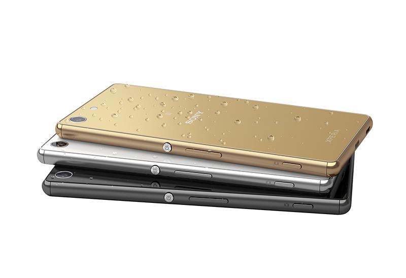 Sony Xperia M5 en México colores