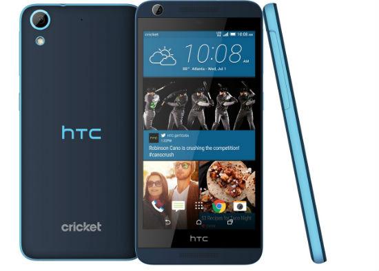 HTC Desire 626S diseño