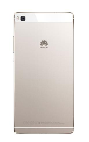 Huawei P8 vista posterior