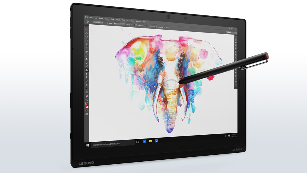 Lenovo Thinkpad X1 Tablet pantalla