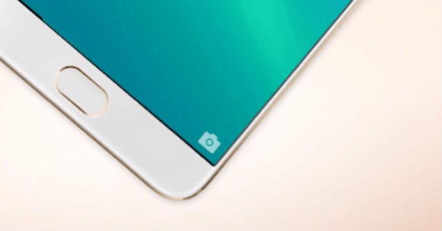 Oppo R9 diseño